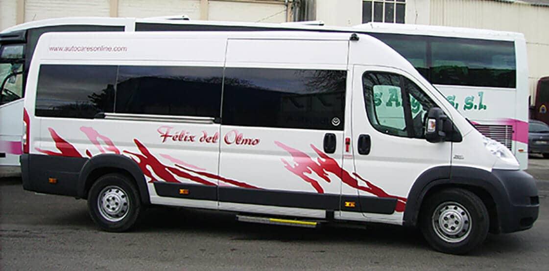 alquiler de autocares y autobuses